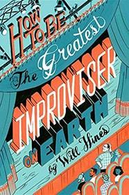 Improvisaatio-oppikirja Will Hines