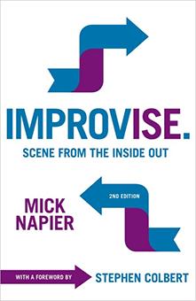Improvisaatio kirja