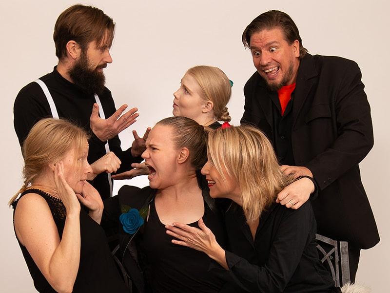 Improvisaatioteatteri Oulu